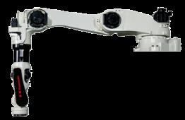 Потолочный промышленный робот для точечной сварки