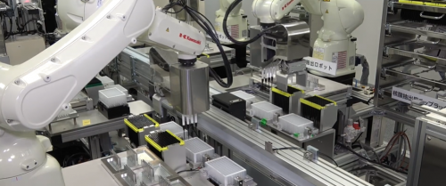 Kawasaki представила мобильную роботизированную лабораторию по тестированию методом ПЦР